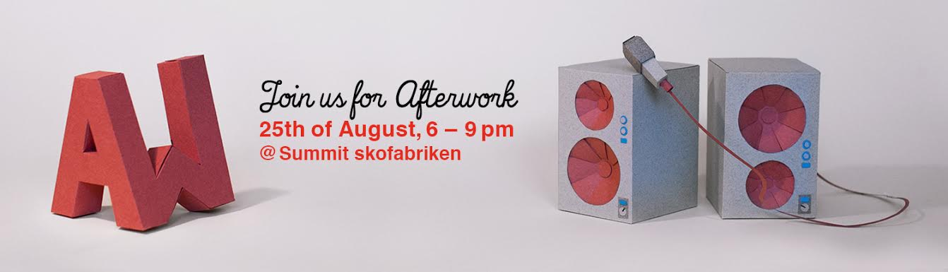 TEDXSTOCKHOLM AFTERWORK – 25th of August 2015